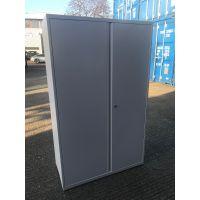Bisley White Storage Cabinet