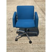 Blue Task Chair