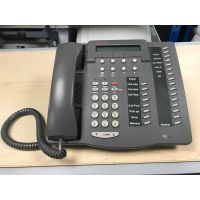Avaya Grey Telephone
