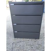 KI 4 Drawer Side Filer