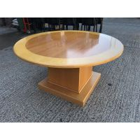 Two Tone Meeting Table