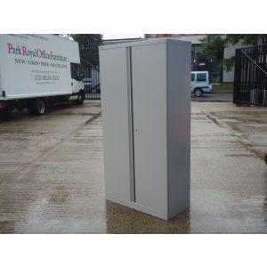 6 x 3 Bisley 2 Door Storage Cabinets