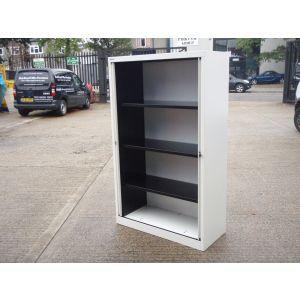 Bisley Tambour Storage Cabinet