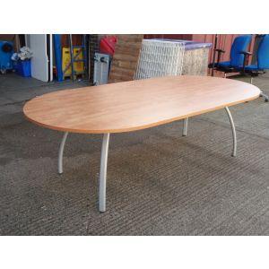 Cherry Boardroom Table 2400 x 1200