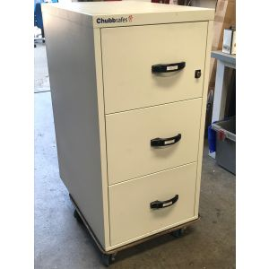 Chubb 3 Drawer Security Cabinet