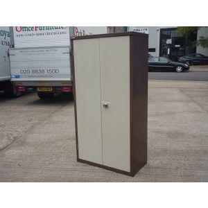 Coffee and Cream 6 x 3 Storage Cabinet
