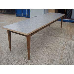 Designer Style Table 3000 x 800