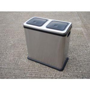 Double Recycle Bins