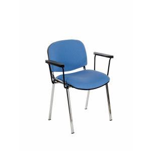 Chrome Framed Flipper Chair