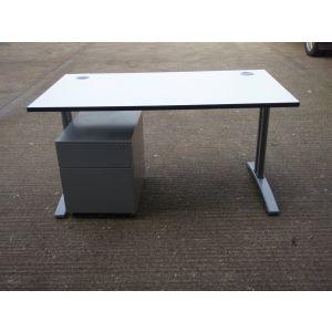 FT2 Desk & Mobile Pedestal
