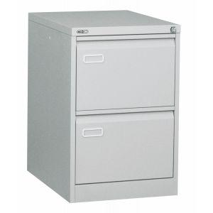 Go Mainline 2 Drawer Filing Cabinet