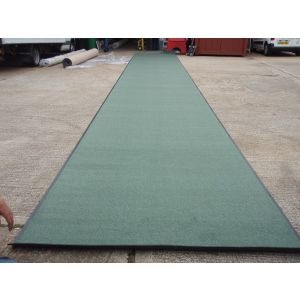 Green Anti-Static Carpet