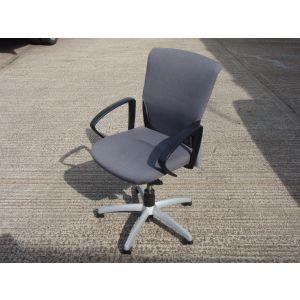 Grey Sedus Operator Chair