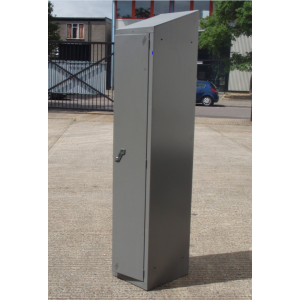 Grey Single Door Locker