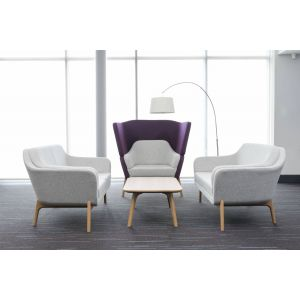 HARC 2 Seater High Back