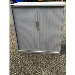 Side Closing Tambour Storage Unit