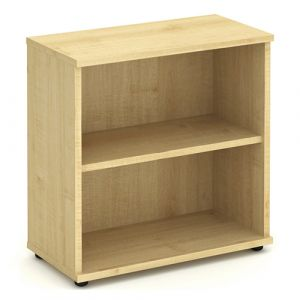 Impulse Maple 800 Open Bookcase