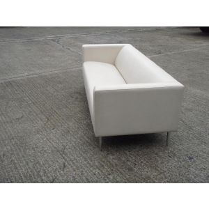 Off White Settee