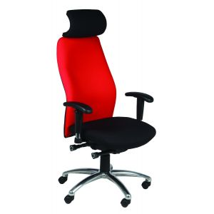 MZ13 High Back Chair with Headrest