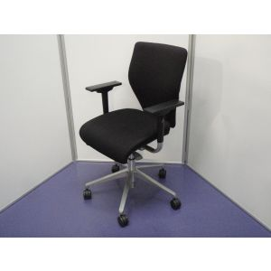 Orangebox X10 Black Operator Chair