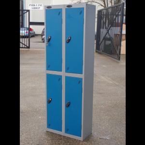 Probe Lockers 2 Doors Per Unit