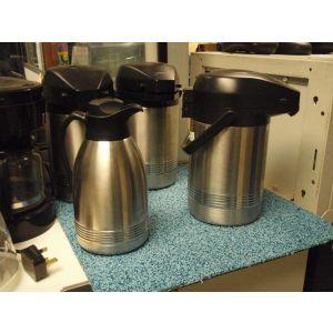 S-Steel Coffee Dispenser