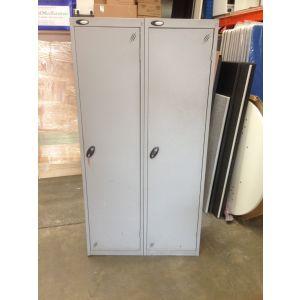 Single Door Locker - Nest of 2
