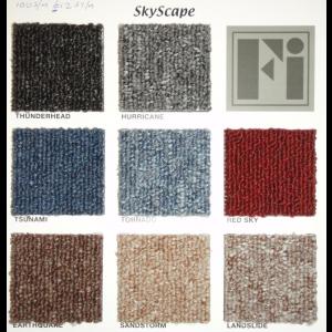 Dahlia Additions New Carpet Tiles