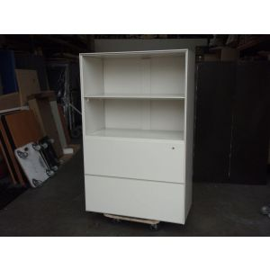 Off White Open Top Storage