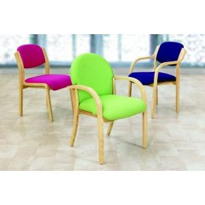 Wood Conference Chair