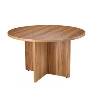 Royal American Walnut Executive Meeting Table