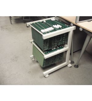 2 Tier Filling Trolley