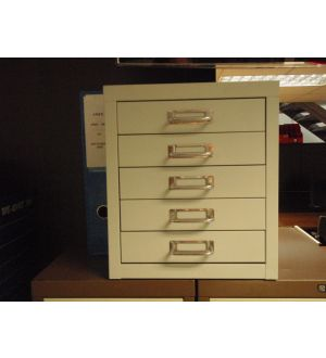 5 Drawer Letter File Units
