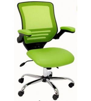 CAP100 Chrome Mesh Task Chair