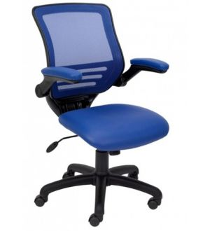 AP100 Black Swivel Base Mesh Chair
