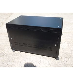Black Comms Cabinet