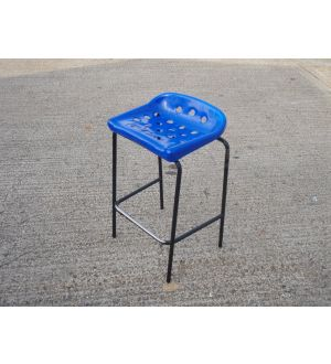 Blue Lab Stools