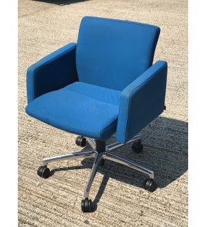 Light Blue Task Chair