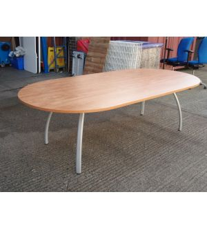 Cherry Boardroom Table 2400 x 1200