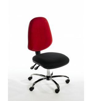 Chrome Operator Chair