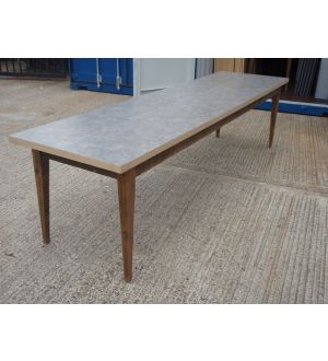 Designer Style Table 3000 x 800