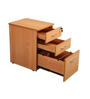 DHP438 600 Desk High Pedestal