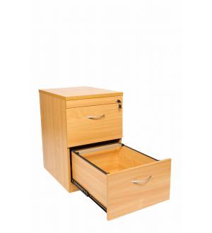 FC2D 2 Drawer Filing Cabinet