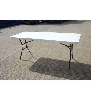 Folding Long Life Trestle Tables