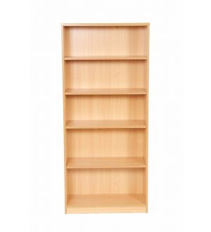 BC18 4 Shelves Bookcases