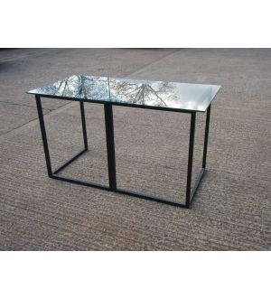 Glass top Desk
