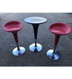 Bombo Stools & Table