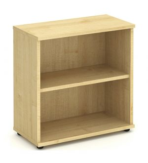 Impulse Maple 800 Open Bookcase