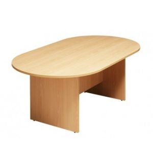 New Panel End 1800 Conference Table