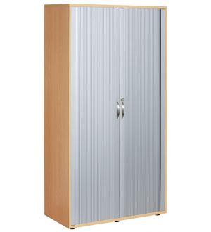 Tambour Storage Cabinet-642